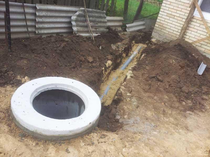 Выгребная яма стерлитамак